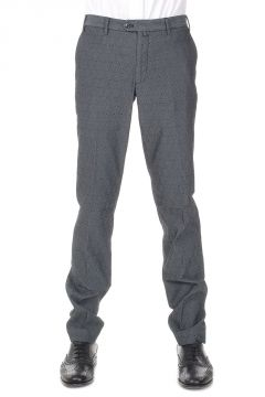 Cotton Stretch blend SATURNO Trousers