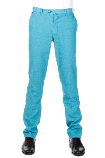 Cotton Stretch blend SATURNO Trousers