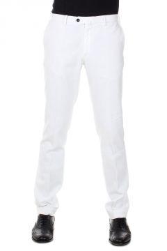 Pantalone SATURNO in misto Cotone Stretch