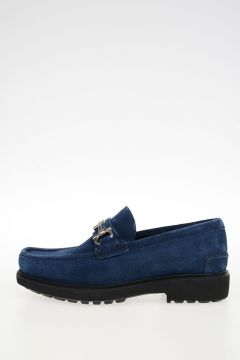 Suede Leather GLASGOW Loafer
