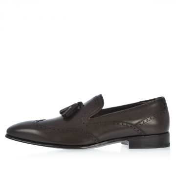 Leather LARS Loafer