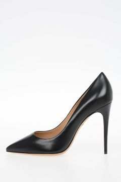 9cm Leather FIORE Pumps