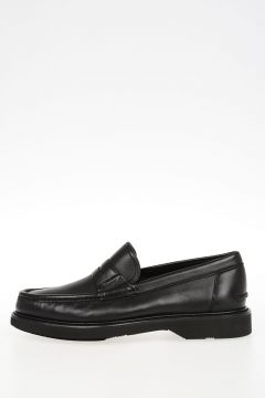 Leather GIULIANO Loafers