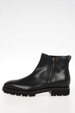 Leather GALILEO Ankle Boots
