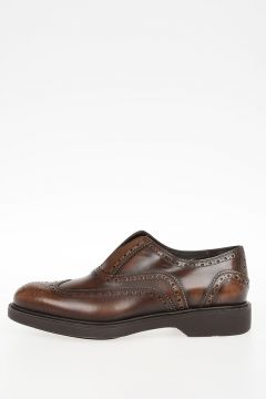 Brogue Leather GAMBIT Shoes