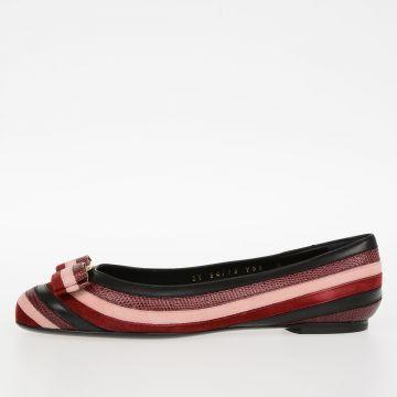 Leather VARINASTRI Ballet Flats