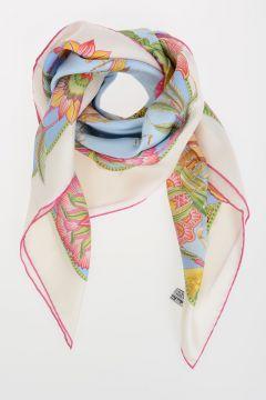 Silk FO NAVIGARE Foulard 90x90 cm