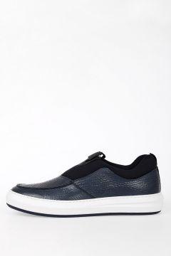 Sneakers FILADELFO in Tessuto e Pelle