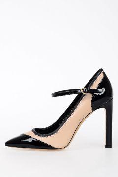 10cm  Leather ERIKA Shoes