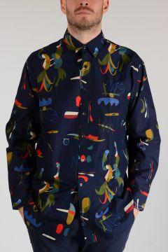 Cotton and Silk Shirt