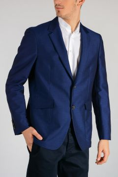 Mohair & Virgin Wool Blazer