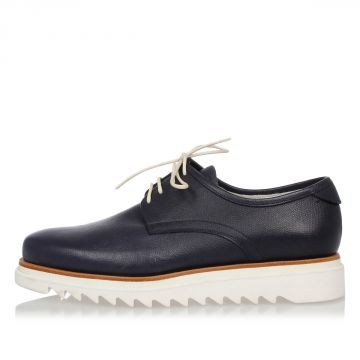 Leather LUPO Laced Shoes