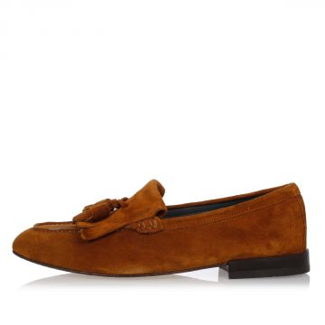 Loafer LENCI in Leather