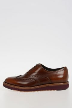 Leather LOVE Oxford