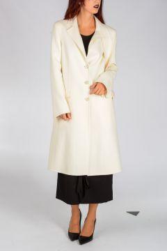 Virgin Wool & Cashmere Coat