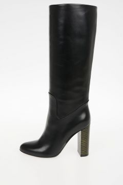 10cm Leather FILIPPO Boots