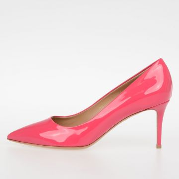 Patent Leather FIORE 70 Pumps 7 Cm