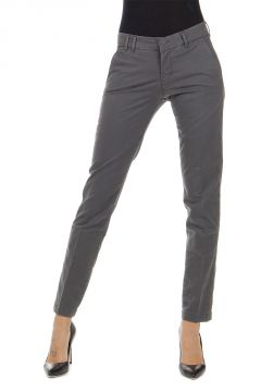 Pantaloni TRIBECA in Cotone Stretch