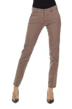 Pantaloni TRIBECA in Cotone Stretch