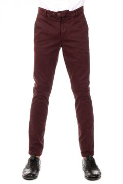 Stretch Cotton MARCELLO Trousers