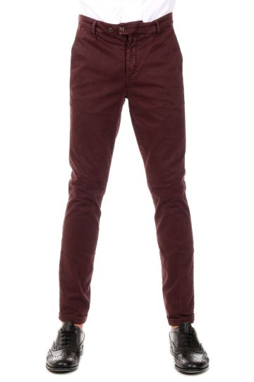 Pantalone MARCELLO in Cotone Stretch