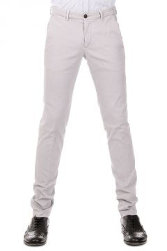 Stretch Cotton JAMES Slim Pants