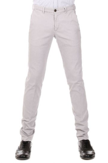 Pantalone JAMES Slim in Cotone stretch