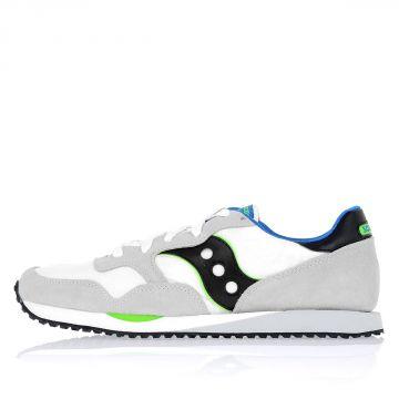 Sneakers DXN TRAINER con Dettagli in Pelle