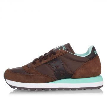 Sneakers JAZZ ORIGINAL con Dettagli in Pelle