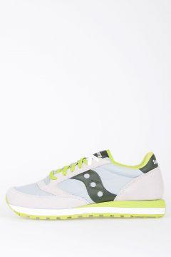 Sneakers JAZZ con Dettagli Pelle