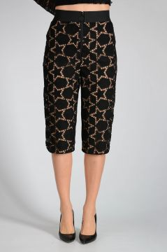 CROPPED STAR Pants