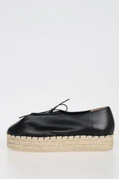 Leather RACHEL Platform Shoes