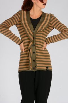 Cotton & Viscose RAYE Cardigan