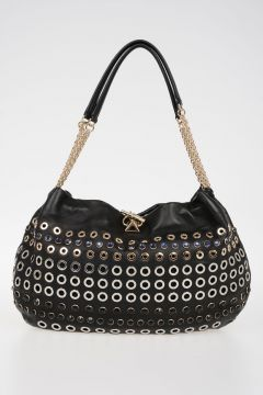 Leather DOMINO Bag
