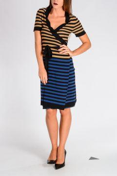 Silk and Cotton knit Dress