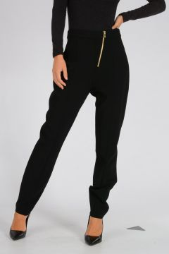 Stretch Crepe Leggings