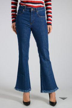 Jeans in Denim Stretch 22cm