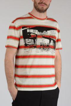 Jersey Striped T-Shirt