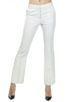 Silk blend Chino Trousers
