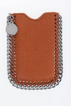 Faux Leather FALABELLA SHAGGY DEER Smartphone Cover