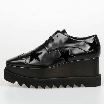 Platform Laced Shoes