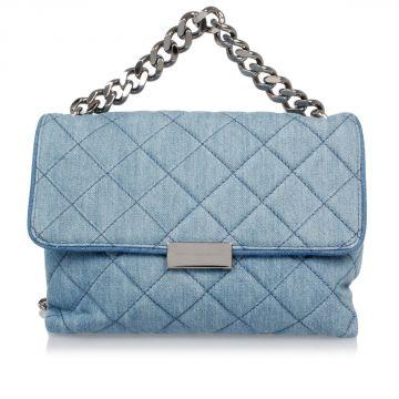 Shoulder Bag in Fabric