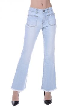 Stretch Denim Jeans 23 cm