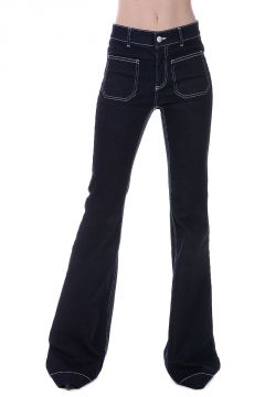 Stretch Denim Jeans 31 cm