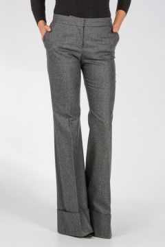 Cashmere and Wool Blend Pants