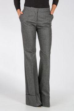 Pantalone In Misto Lana e cashmere