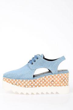 Denim GORET Platform shoes
