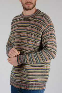 Wool & Cotton blend Sweater
