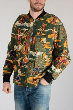 Cotton Printed Jacket