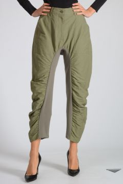 Linen Cotton blend Pants